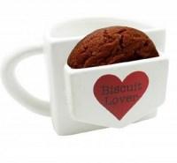 Кружка с кармашком для печенья «Сердечко» купить Минск +375447651009