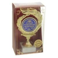 Кубок на камне «Самый успешный мужчина» Минск +375298651009