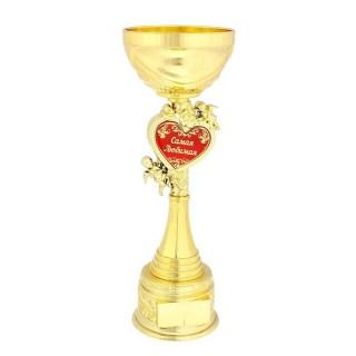 Кубок сувенирный «Самая любимая» купить в Минске +375447651009