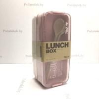 Ланч бокс «Classic Box» розовый 750 мл. купить Минск