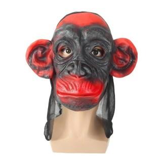 Латексная маска «Горилла» купить в Минске +375447651009