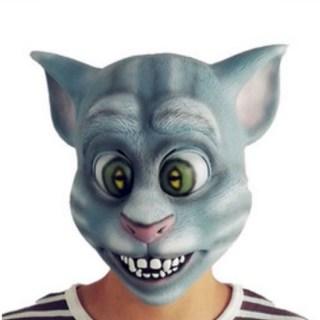 Латексная маска «Кот Том» купить Минск +375447651009