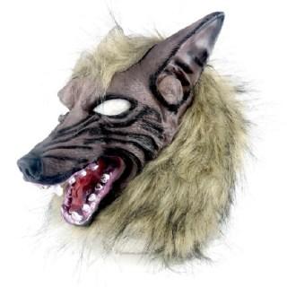 Латексная маска «Оборотень» купить в Минске +375447651009