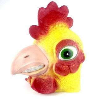 Латексная маска «Петух» купить в Минске +375447651009