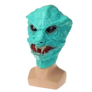 Карнавальная латексная маска «Кобра» купить Минск +375447651009