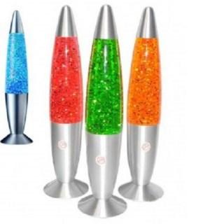 Лава лампа с блестками  зеленая 41 см  купить в Минске +375447651009