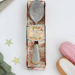 Ложка чайная подарочная «Лучшая мама» купить в Минске +375447651009