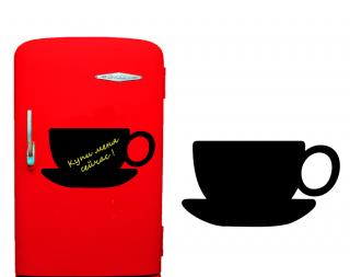 Магнитная доска на холодильник «Чашка чая» купить в Минске +375447651009
