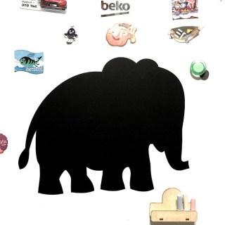 Магнитная доска на холодильник «Слон» купить в Минске +375447651009