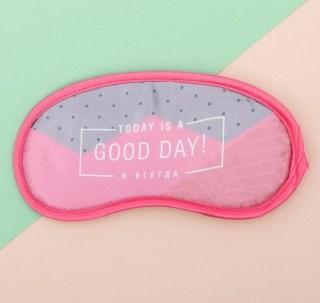 Маска для сна «Хороший день» гелевая купить Минск +375447651009