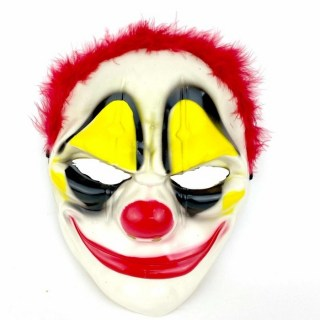 Маска карнавальная «Клоун» купить Минск +375447651009