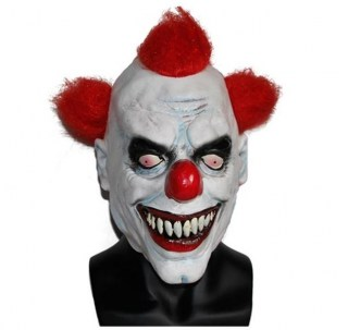 Маска латексная «Клоун» купить Минск +375447651009