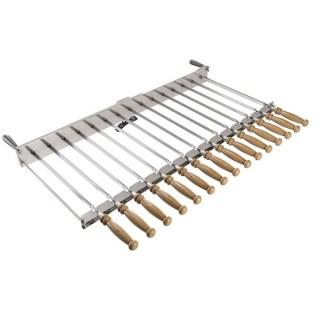 Механизм вращения «Ленивый шашлычник» на 15 шампуров купить Минск +375447651009