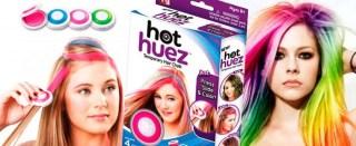 Мелки для волос Hot Huez Минск