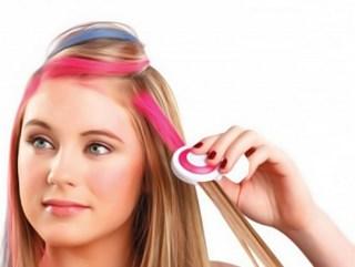 Мелки для волос цветные 6 штук Минск +375447651009