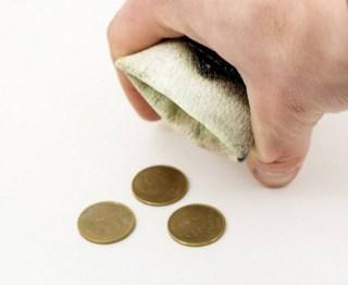 Монетница «Ягодки» кожаная  купить