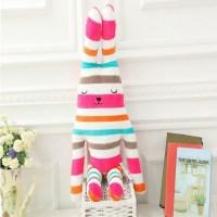 Мягкая игрушка Funny Rabbit «Rosy» 40 см купить в Минске +375447651009