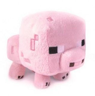 Мягкая игрушка Minecraft «Поросенок» (Baby Pig) купить