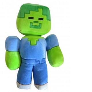 Мягкая игрушка Плюшевый зомби Minecraft 32 см купить в Минске +375447651009