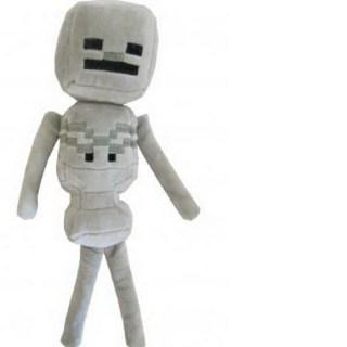 Мягкая игрушка «Скелет» Minecraft купить в Минске +375447651009