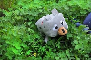 игрушка майнкрафт волк купить в Минске +375447651009