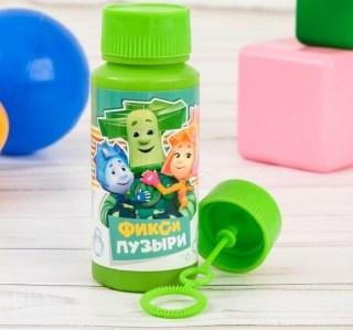 Мыльные пузыри «Фиксики» купить в Минске +375447651009