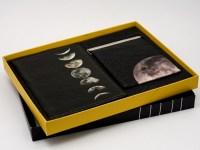 Набор 3 в 1 обложка, зажим, монетница «Луна» купить Минск