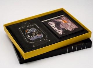 Набор 3 в 1 обложка, зажим, монетница «Стихия» купить