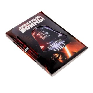 Набор:блокнот+ручка «Звездные войны» купить в Минске +375447651009