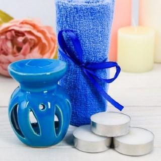 Набор для ароматерапии «Нежность» ультрамарин купить в Минске +375447651009