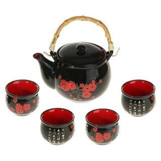 Набор для чайной церемонии «Цветущая сакура» купить в Минске +375447651009