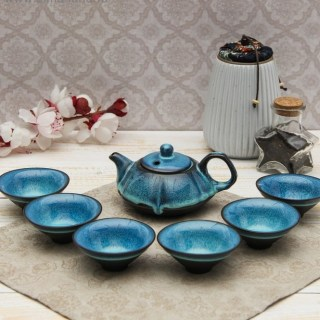 Набор для чайной церемонии «Звездная ночь» 7 предметов купить в Минске +375447651009