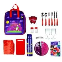 Набор для пикника в рюкзаке «Романтическая встреча» купить Минск +375447651009
