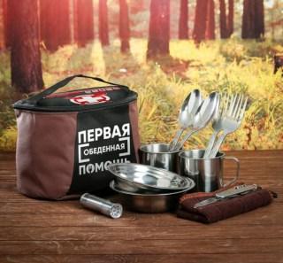 Набор для пикника в сумке «Первая помощь» купить Минск +375447651009