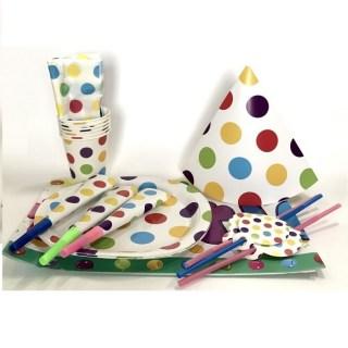 Набор для праздника «Party» цветные шарики купить в Минске +375447651009