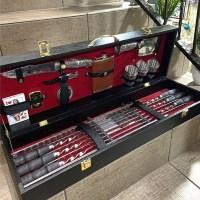 Набор для шашлыка в чемодане «Барон» 20 предметов Минск +375447651009