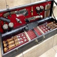 Набор для шашлыка в чемодане «Consul» 18 предметов Минск +375447651009