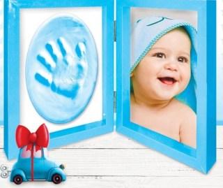 Набор для создания слепка с фоторамкой «Сыночек» купить в Минске +375447651009