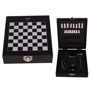 Набор для вина 4 предмета «Liguria» с шахматами купить Минск