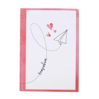 Набор:ежедневник+термостакан «Жить значит любить» купить в Минске +375447651009