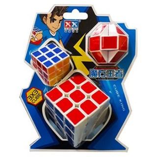 Набор головоломок 3 в 1«Magic Cube» купить Минск
