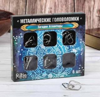 Набор головоломок «Атлантида» 6 шт. Минск +375447651009