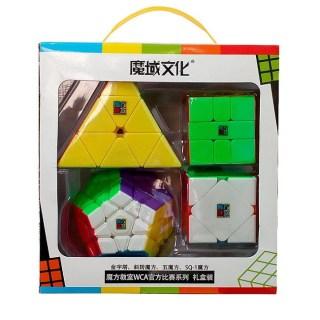 Подарочный набор головоломок MoYu Cubing Classroom купить Минск