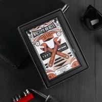 Набор инструментов «100% мужик» в кейсе-книге купить в Минске +375447651009