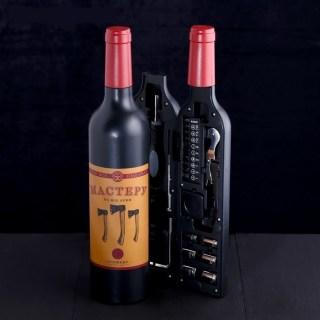 Набор инструментов «Мастер на все руки» в бутылке купить в Минске +375447651009