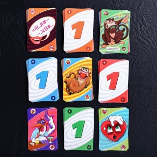 Набор карт для игры «UNO momento» купить в Минске +375447651009