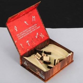 Набор «Классические руны» в картонной шкатулке купить в Минске +375447651009
