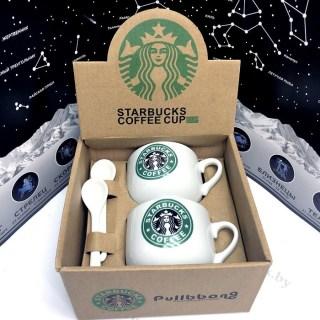 Набор кофейных чашек Starbucks 2 шт. купить в Минске +375447651009