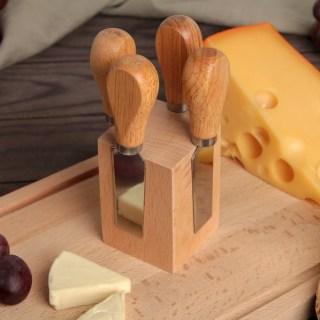 Набор ножей для подачи сыра «Enjoy» купить Минск +375447651009