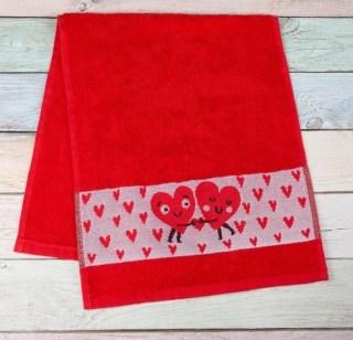 Набор: полотенце+кружка «Любовь» купить в Минске +375447651009